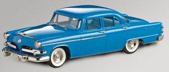 1:43 1955 Dodge Coronet 4-Door Sedan (Parisian Blue)
