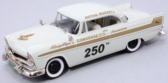 "1:43 1956 Plymouth Fury ""Pike's Peak"" (Ivory/Gold)"