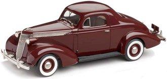1937 Studebaker Dictator Coupe (Maroon)