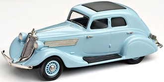 1934 Studebaker Commander Land Cruiser Sedan (Bruce Light Blue)