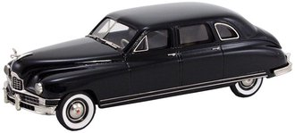 1948 Packard Custom Clipper Limousine (Black)