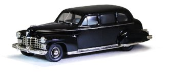 1947 Cadillac Series 75 Limousine (Black)
