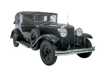 1929 Graham Paige Limousine (TBA)