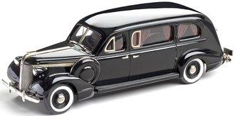 1937 Superior-Pontiac Lawndale Funeral Coach (Black)
