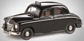 "1952 Singer SM1500 Sedan ""Kent County Constabulary"" (Black)"
