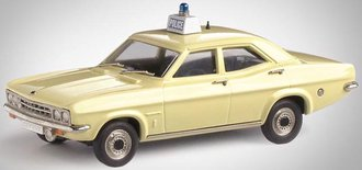 "1972 Vauxhall Ventura ""Huddersfield & District Police Force"" (Cream)"