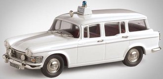 "1966 Humber Super Snipe Estate ""Kent Country Constabulary"" (White)"