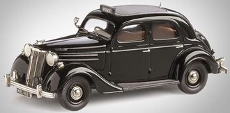 "1949 Ford V-8 Pilot Sedan ""Cornwall County Constabulary"" (Black)"