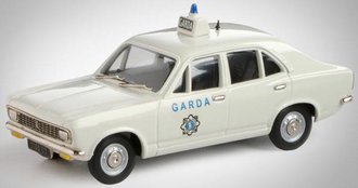 "1071 Hillman Avenger ""Garda"" (White)"