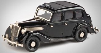 "1939-48 Wolseley 18/85 Sedan ""Worchestershire Constabulary"" (Black)"