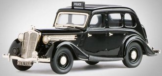 "1953 Jowett Javelin ""States of Jersey"" (Black)"