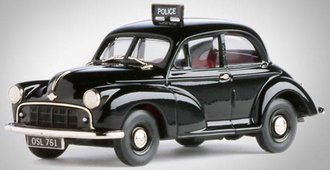 "1952 Morris Minor ""Cheshire Constabulary"" (Black)"