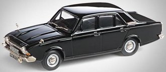 "1956 Ford Corsair ""Cheshire Divisional Car"" (Black)"