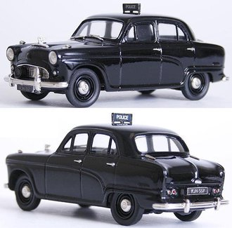 """1956 Austin A90 Police """"Sussex"""""""