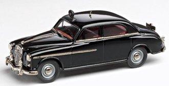 "1954 Wolseley 6-90 ""Metropolitan Police"" (Black)"