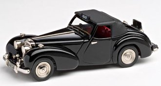 "1949 Triumph Roadster ""Lancashire Police"" (Black)"