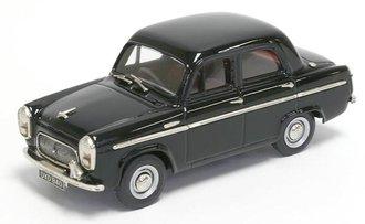 """1955 Ford Prefect """"Yeovil Police"""" (Black)"""