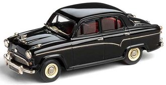 "1958 Austin A55 Cambridge ""Huff"" (Black)"