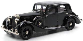 "1939 Railton Cobham Saloon ""Flying Squad"" Police Car (Black)"
