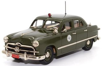 "1:43 1949 Ford Fordor Sedan ""First Israel Police"""