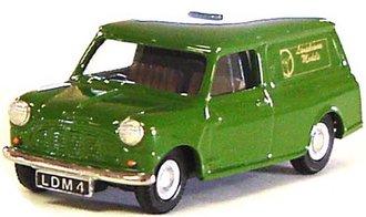 1962 Austin Mk.I Mini Van (Green Metallic)
