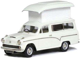 1969 Austin A60 Sutor Camper Van (Snowberry White)