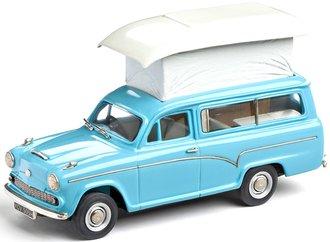 1969 Austin A60 Sutor Camper Van (Turquoise)