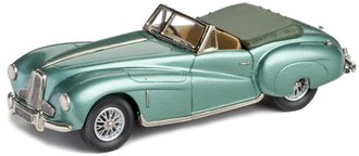 1948 Aston Martin DB-1 Convertible (Green Metallic)