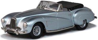 1948 Aston Martin DB-1 Convertible (Silverblue)