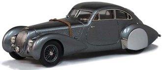 1939 Bentley Embiricos (Original Car) (Gun Metal Gray)