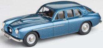 1955 Bristol 405 Saloon (Blue Metallic)