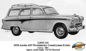 1954 Ford Consul MKI (TBA)