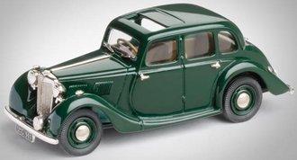 1947 MG Type YA 4-Door Sedan (Green)