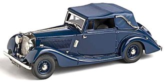 1936 Railton Fairmile 3-Position Drop Head Coupe (Dark Blue)