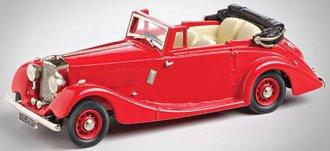 1936 Railton Fairmile 3 Position Drophead Coupe (Red)