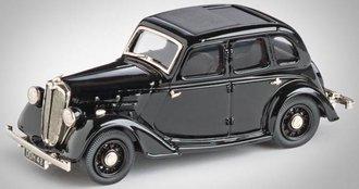 1936 Morris Ten-Four Series II Sedan (Black)