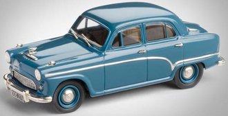 1956 Austin A90 Sedan (Blue)