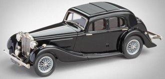 1936 MG SA 4-Door Sedan (Black)