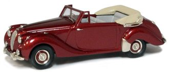 1949 Lagonda 2.6 Litre Drop Head Coupe (Metallic Maroon)