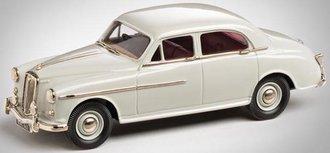 1954 Wolseley 6/90 Series I (Mist Gray)