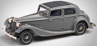 1935 Triumph Gloria Vitesse Sports Saloon (Gray)