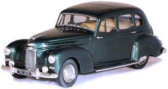 1949 Humber Super Snipe III Saloon (Dark Green Metallic)