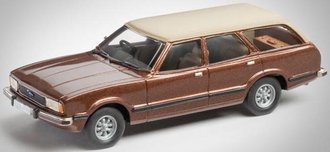 1979 Ford Cortina Mk.IV 2.0 Ghia Station Wagon (Tan/Roman Bronze)