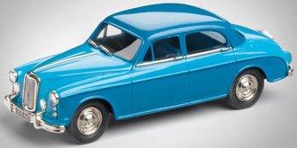 1958 Riley 2.6 Litre (Florentine Blue/Pale Blue)