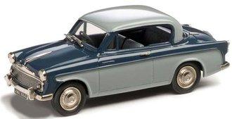 1955 Sunbeam Rapier Mk.1 (Corinth Blue/Dawn Mist Gray)