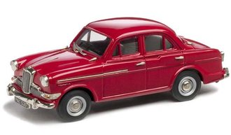 1957 Riley 1.5 Litre Sedan (Damask Red)