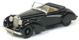 1939 Lagonda V12 Rapide (Black) [Limited Edition - Factory Special]