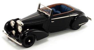 1936 Bentley 4¼-Litre Concealed Drop Head Coupe (Black)