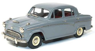 1957 Austin A55 Cambridge Mk.I (Tweed Grey)