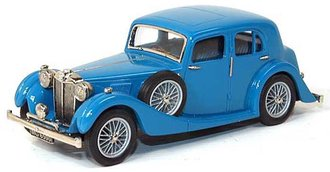 1938 MG VA (Blue)